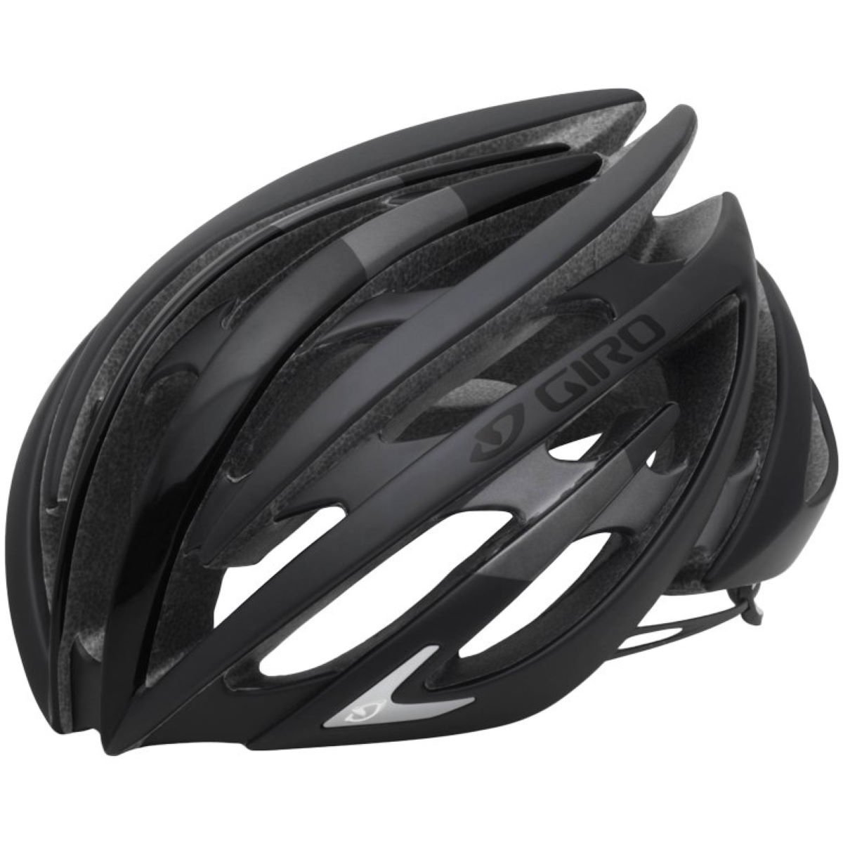 Image of Casque de route Giro Aeon - L Matte Black 20 | Casques