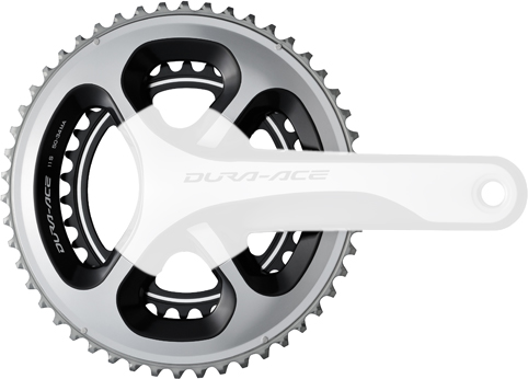 Shimano Dura Ace FC-9000 39T/38T and 36T Inner Chainring | chainrings_component