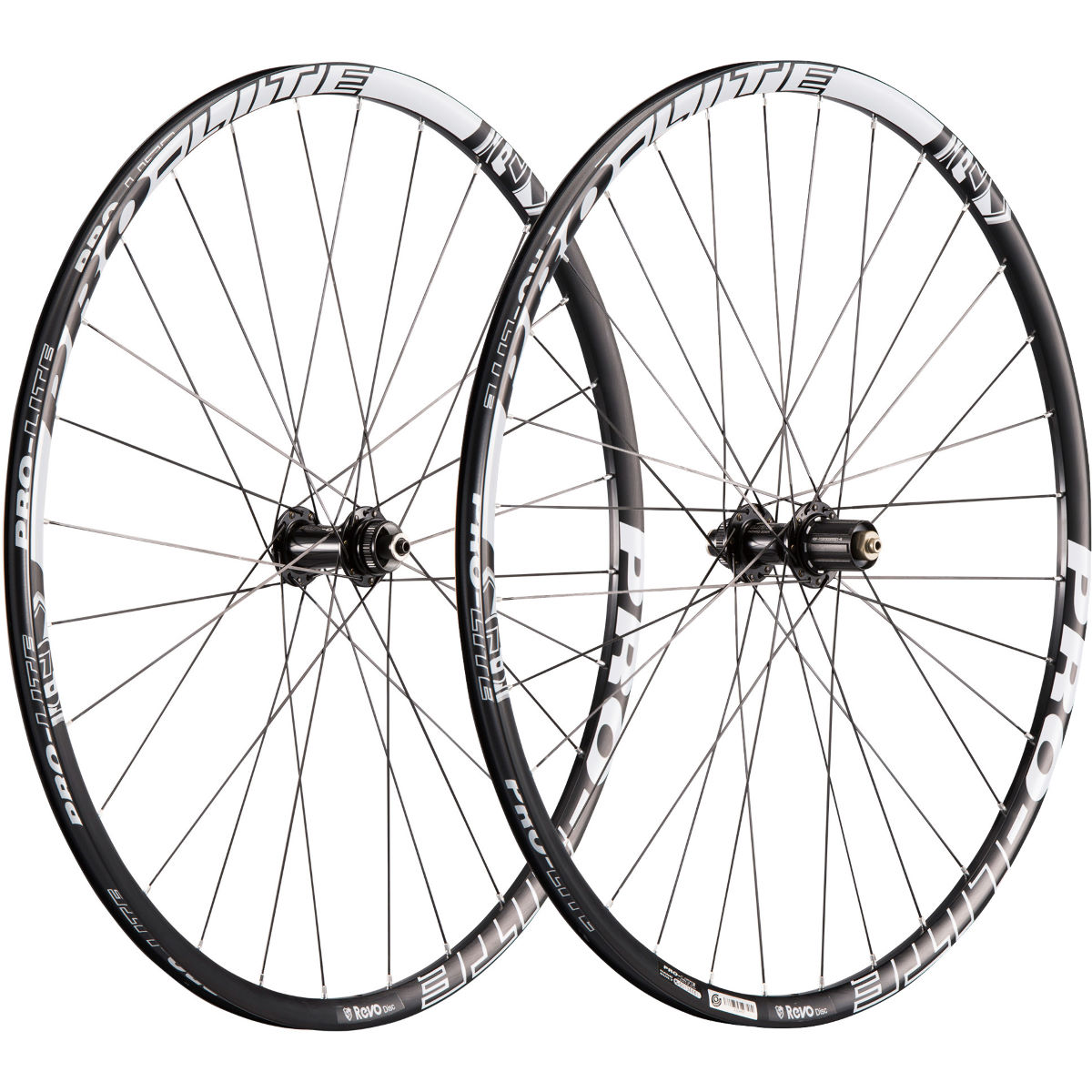 Pro Lite Revo A21W (ISO 6-Bolt) Road Wheelset Alloy Road Di