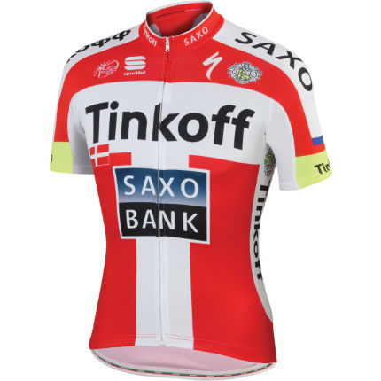 Sorry - this product is no longer available. 5360103878. Zoom. View in 360°  360° Play video. 1.  . 1. Sportful s Tinkoff-Saxo Danish Champ Team Jersey  ... 49325f5b8