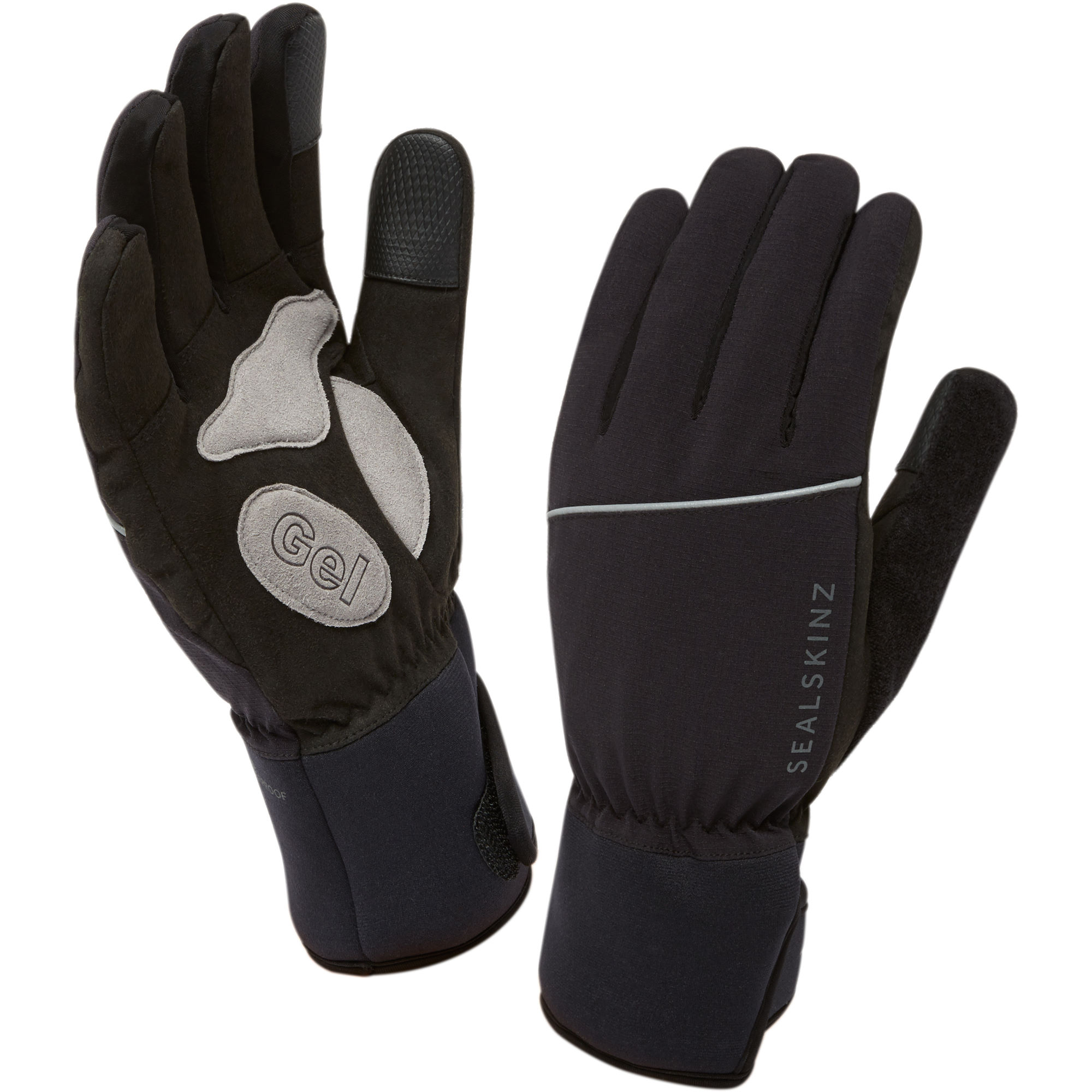 Wiggle | SealSkinz Winter Cycle Gloves | Winter Gloves