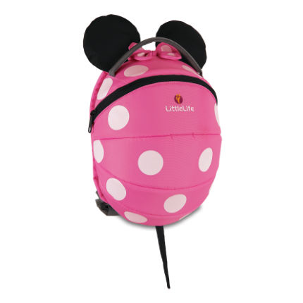 LittleLife Kids Disney Minnie Daysack