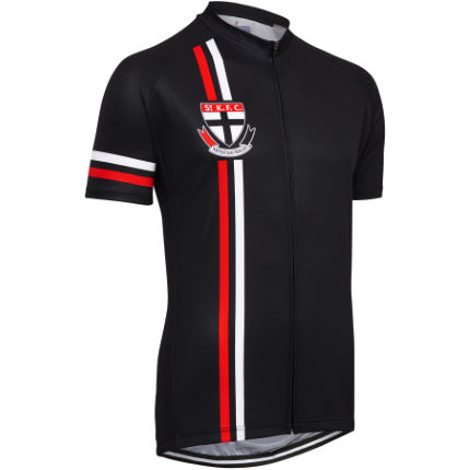 Wiggle Com Au Hub Apparel Afl Licensed Cycling Ss Jersey St Kilda Internal