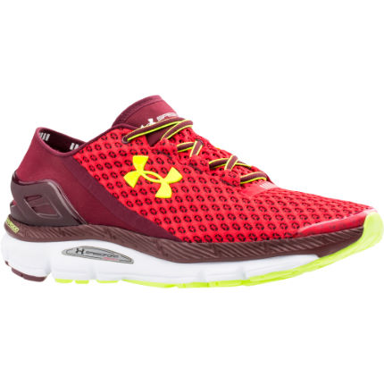 best sneakers 1898b 109ee wiggle.com.au | Under Armour Speedform Gemini Red Shoes ...