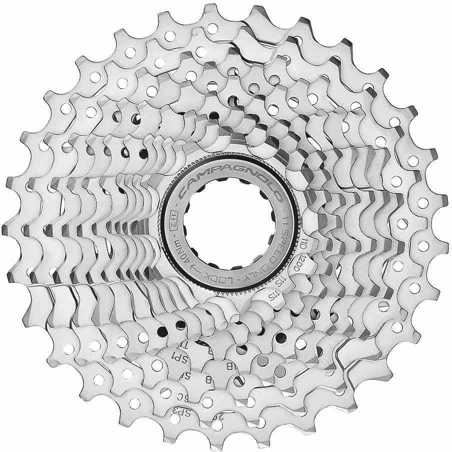 Wiggle   Campagnolo Chorus 11 Speed Road Cassette   Cassettes   Cassettes
