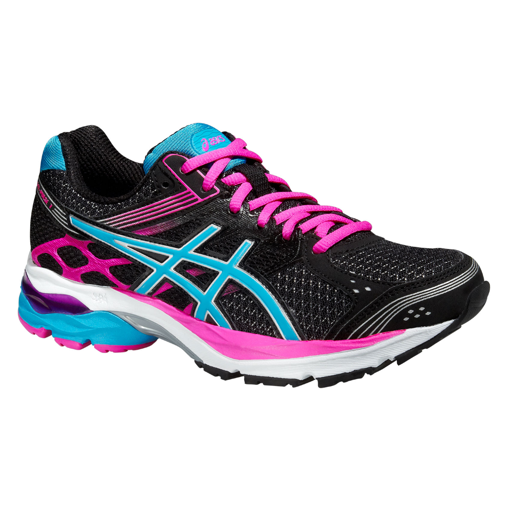 Asics Womens Running Shoes Size