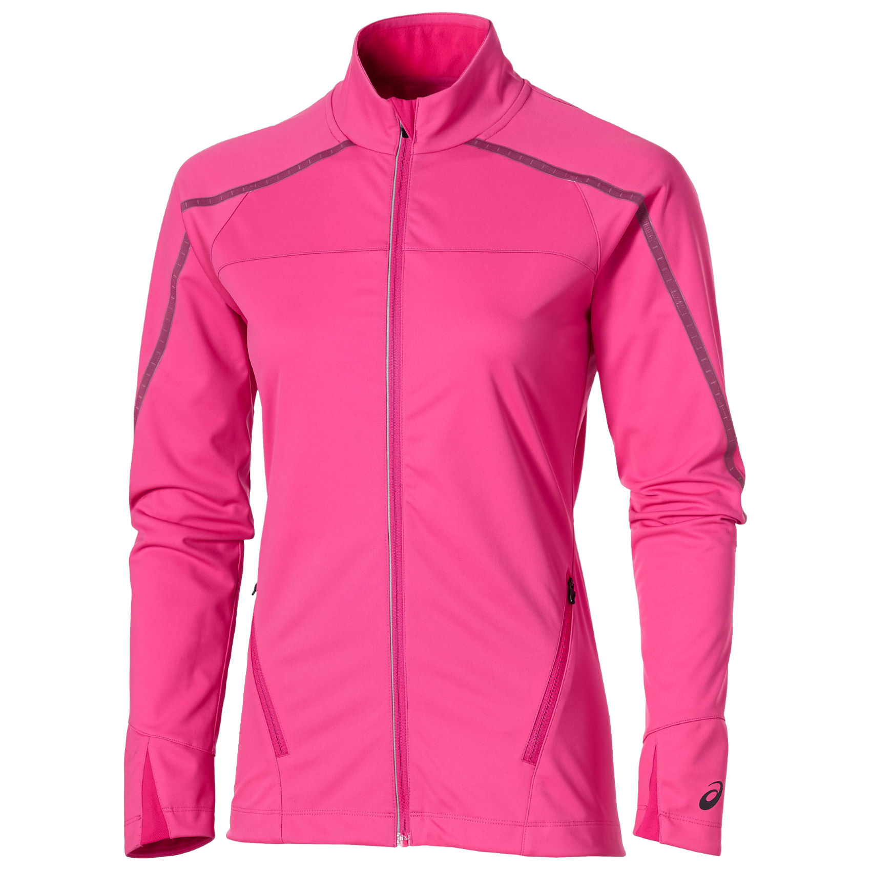 vestes de running coupe vent asics women 39 s liteshow winter jacket aw15 wiggle france. Black Bedroom Furniture Sets. Home Design Ideas