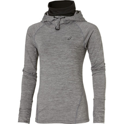 9f41b7e86800 View in 360° 360° Play video. 1.  . 1. The Asics Women s Long Sleeve Hoody  ...