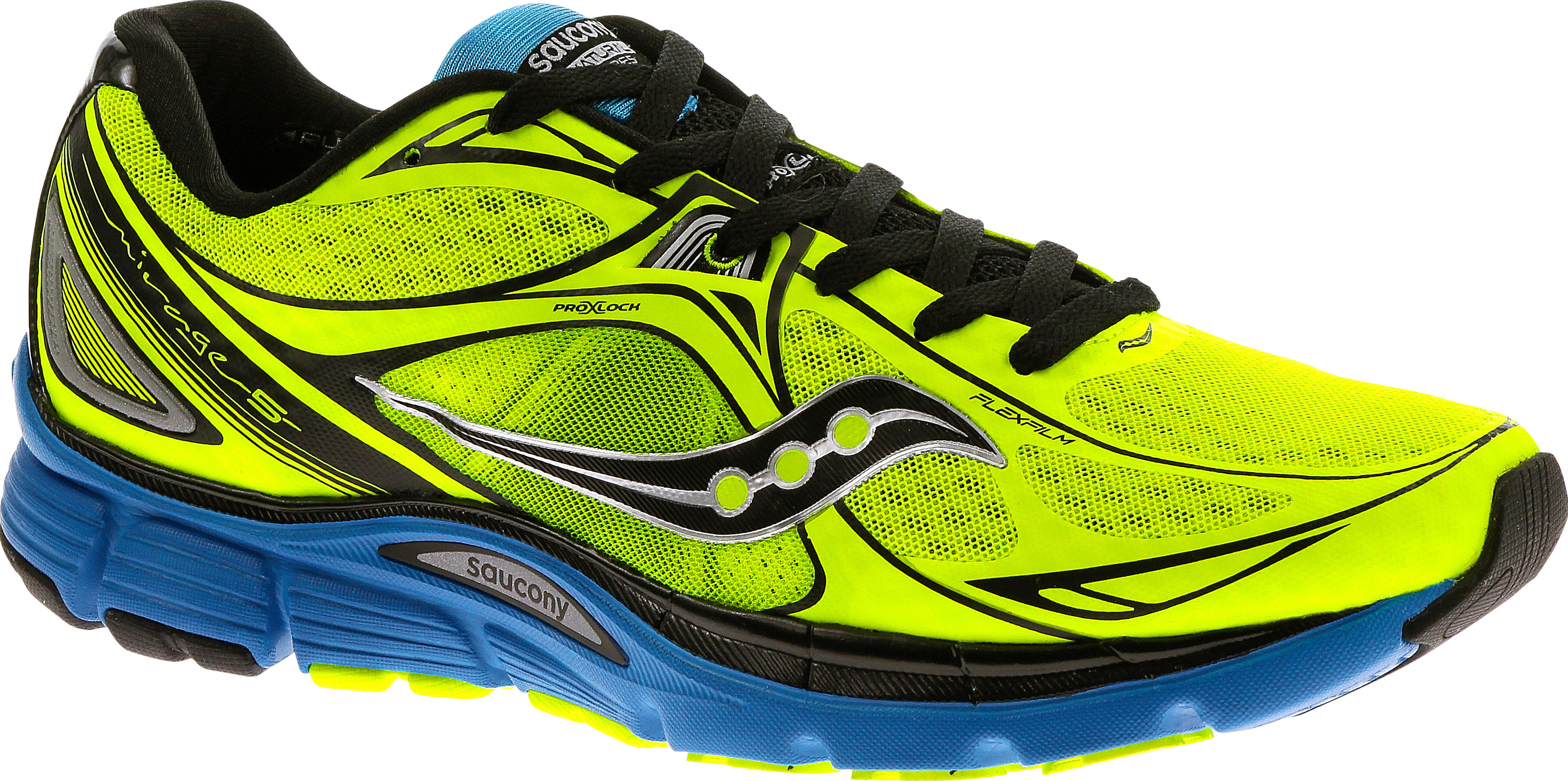 Wiggle Cycle To Work | Saucony Mirage 5 Shoes (AW15