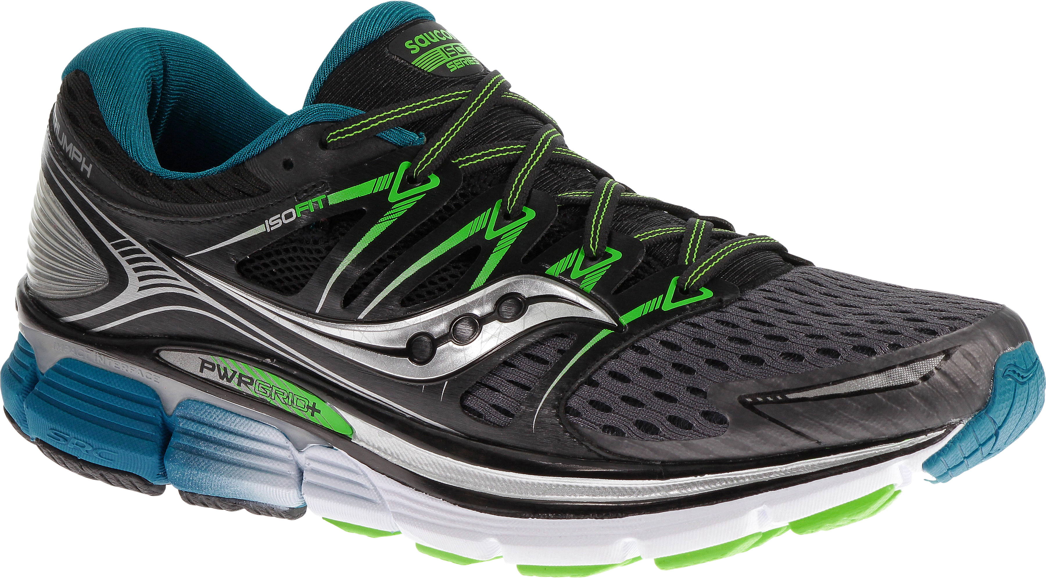 Saucony Triumph ISO Series Womens Running Shoes SS15