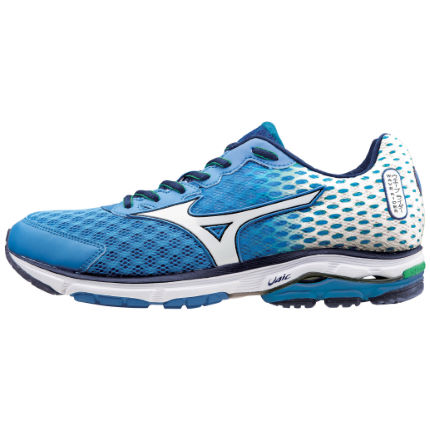 604d3afef077 wiggle.co.nz | Mizuno Wave Rider 18 Shoes (AW15) | Running Shoes
