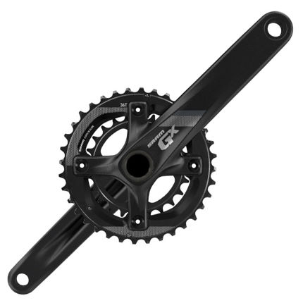 SRAM GX 1000 2x11 BB30 Chainset (with AM Guard)