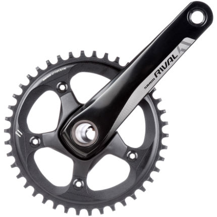 SRAM Rival 1 1x11 GXP Chainset with X-SYNC Chainring