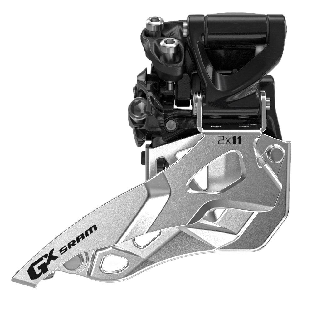 SRAM GX High Clamp MTB Front Derailleur | Misc. Gears and Transmission
