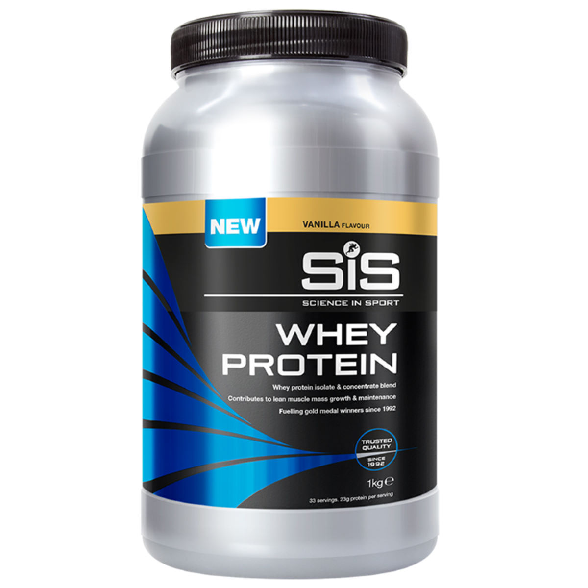 Science In Sport Whey Protein Powder (1kg) - 1kg Vanilla