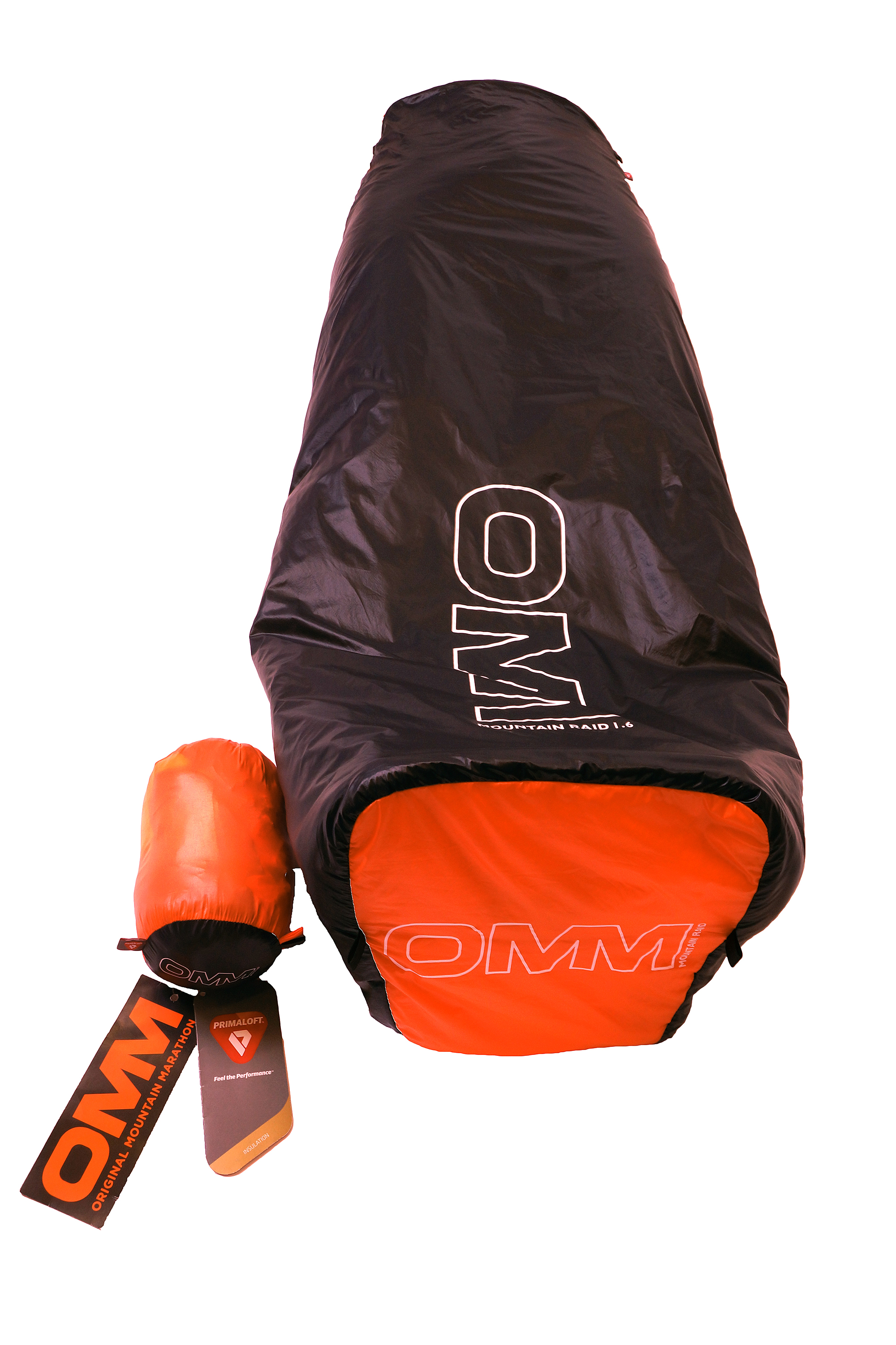 OMM Mountain Raid PA 1.0 (1/2 Bag) | Travel bags