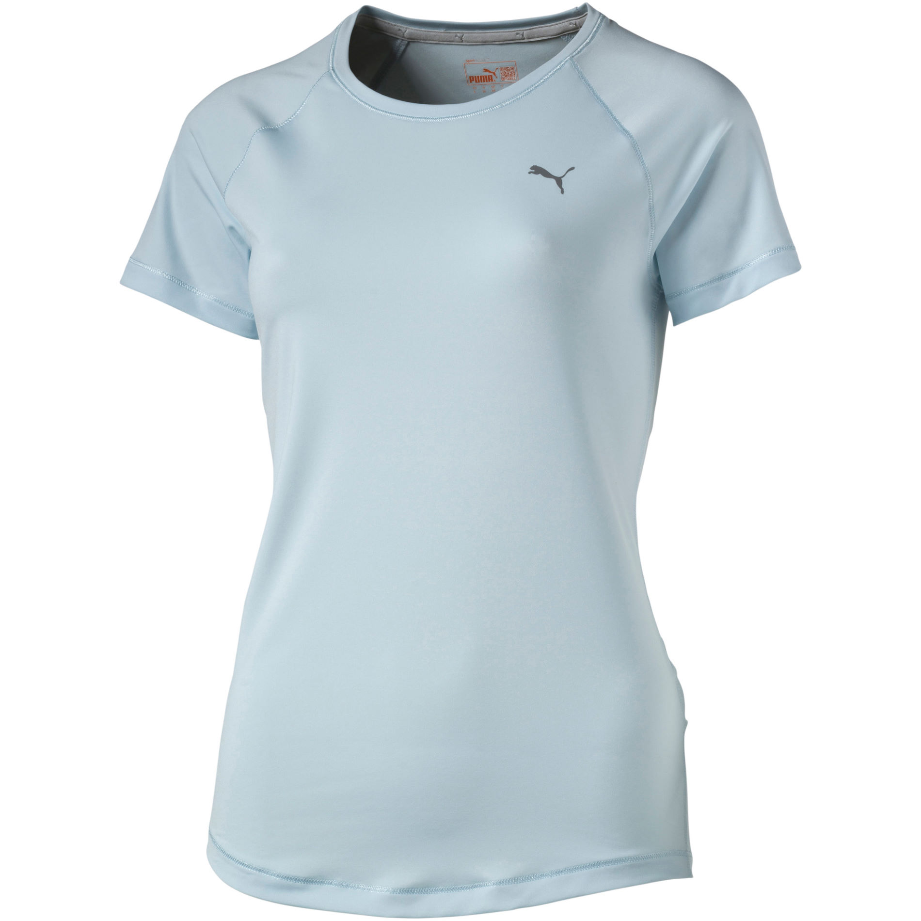 maillots de running manches courtes puma women 39 s essential training tee ss15 wiggle france. Black Bedroom Furniture Sets. Home Design Ideas