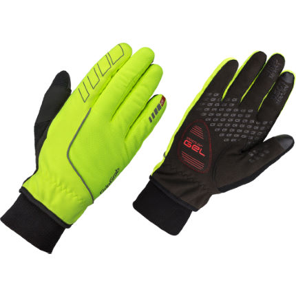 GripGrab Hi Vis Windster Gloves