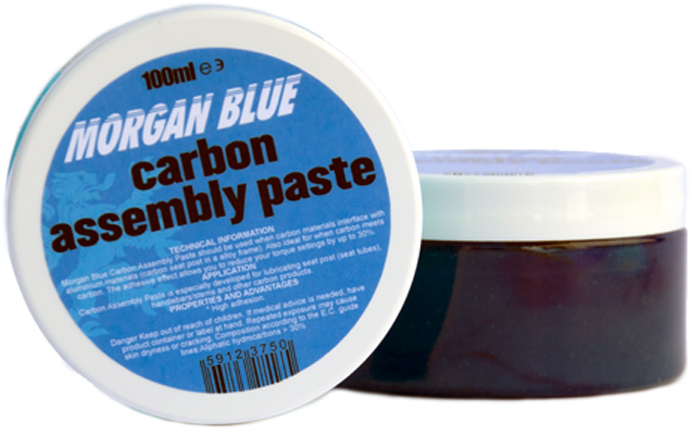 Morgan Blue Carbon Assembly Paste | grease_component