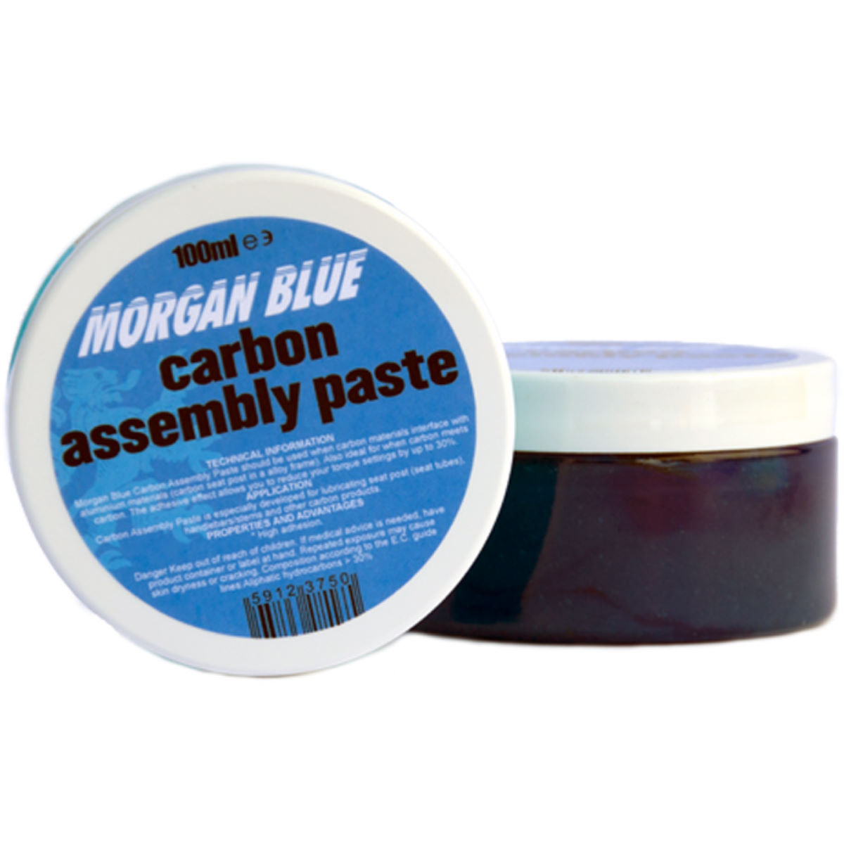 Morgan Blue Carbon Assembly Paste - Grasas