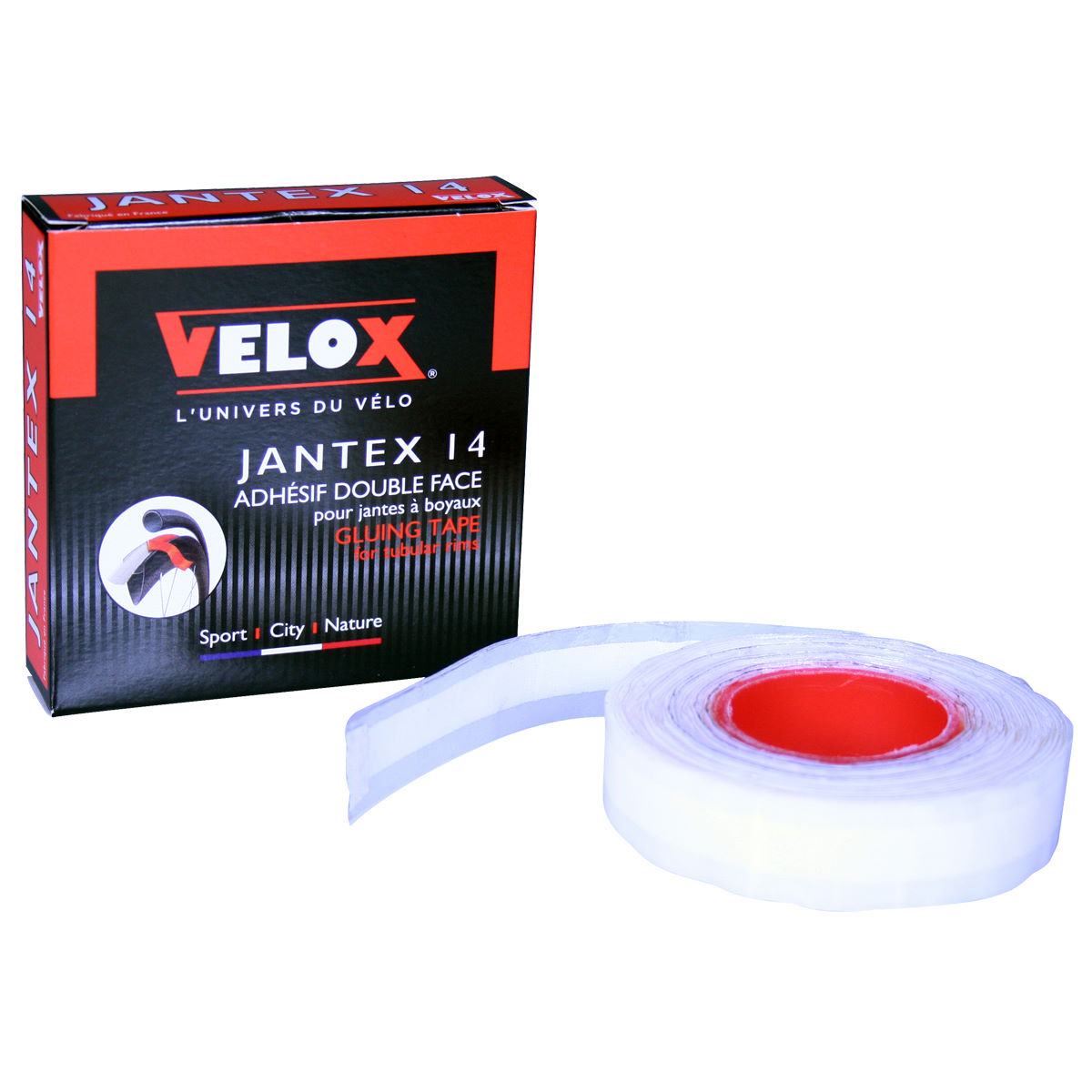 Velox Velox Tubular (Tub) Tape for Carbon and Alloy Rims   Tyre Spares