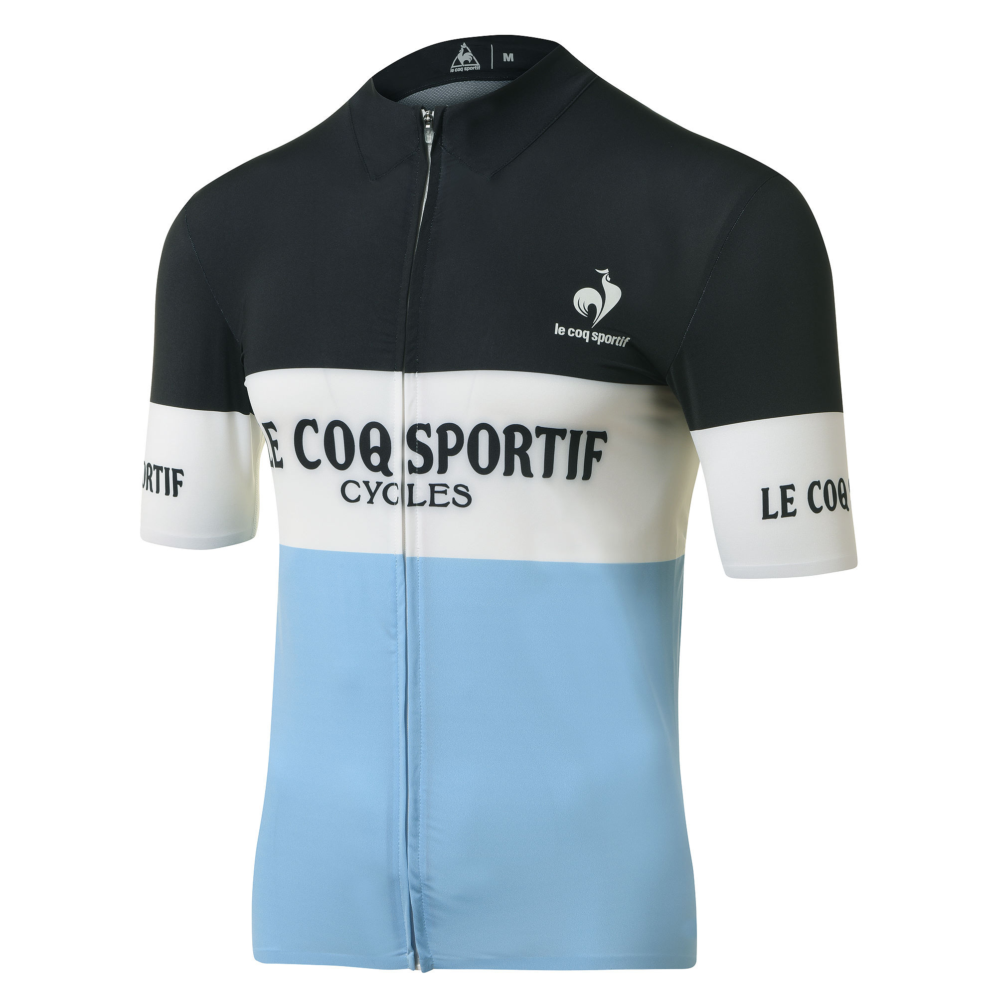 b65db6c8239 Wiggle Cycle To Work | Le Coq Sportif Ares Short Sleeve Jersey | Jerseys