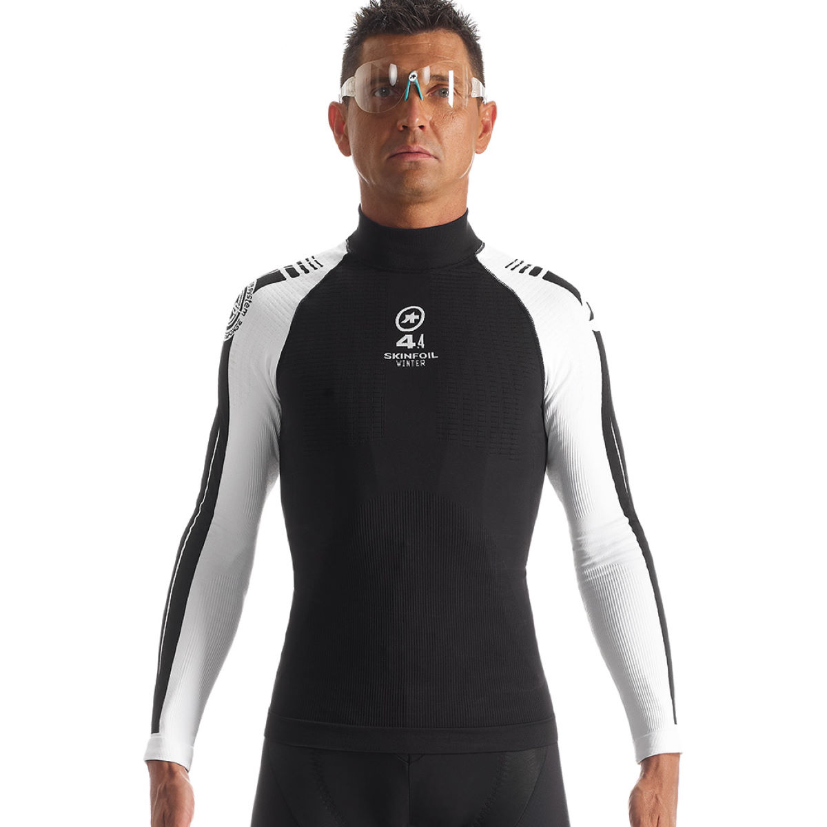 Assos ls skinfoilwinter evo7 base layer base layers blok black aw15 p13 40 419 15 0