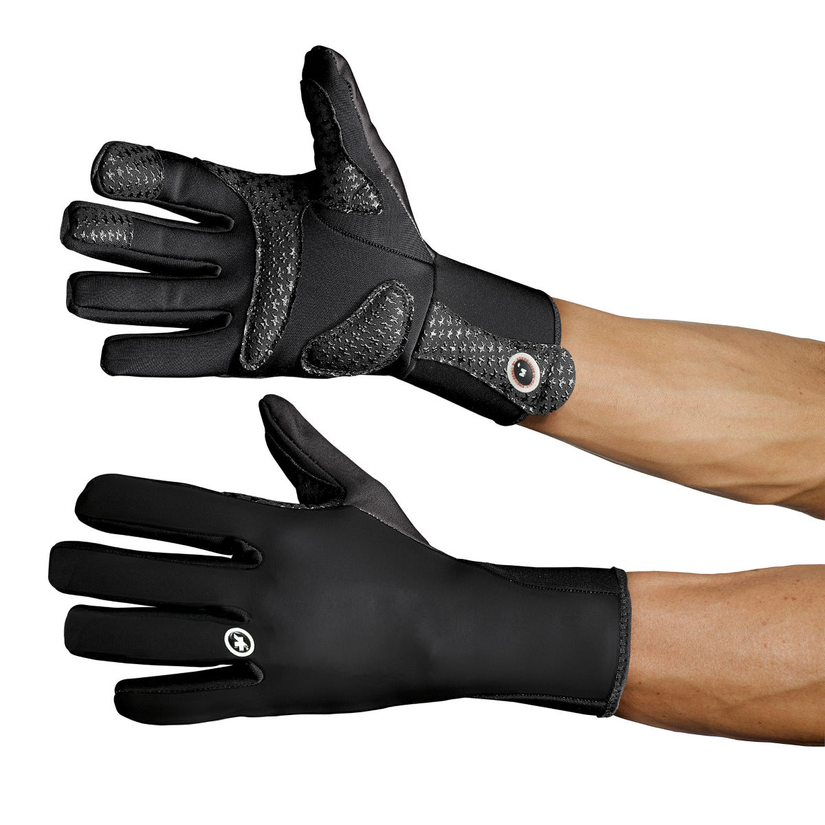 Assos earlywintergloves s7 winter gloves black volkanga p13 52 511 12 s