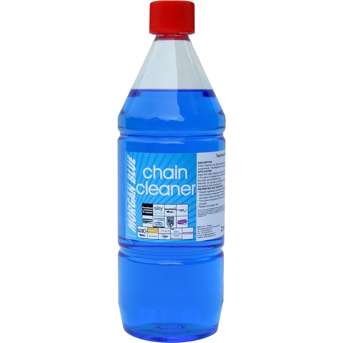 Morgan Blue Chain Degreaser 500ml - 500ml  Cleaning Products