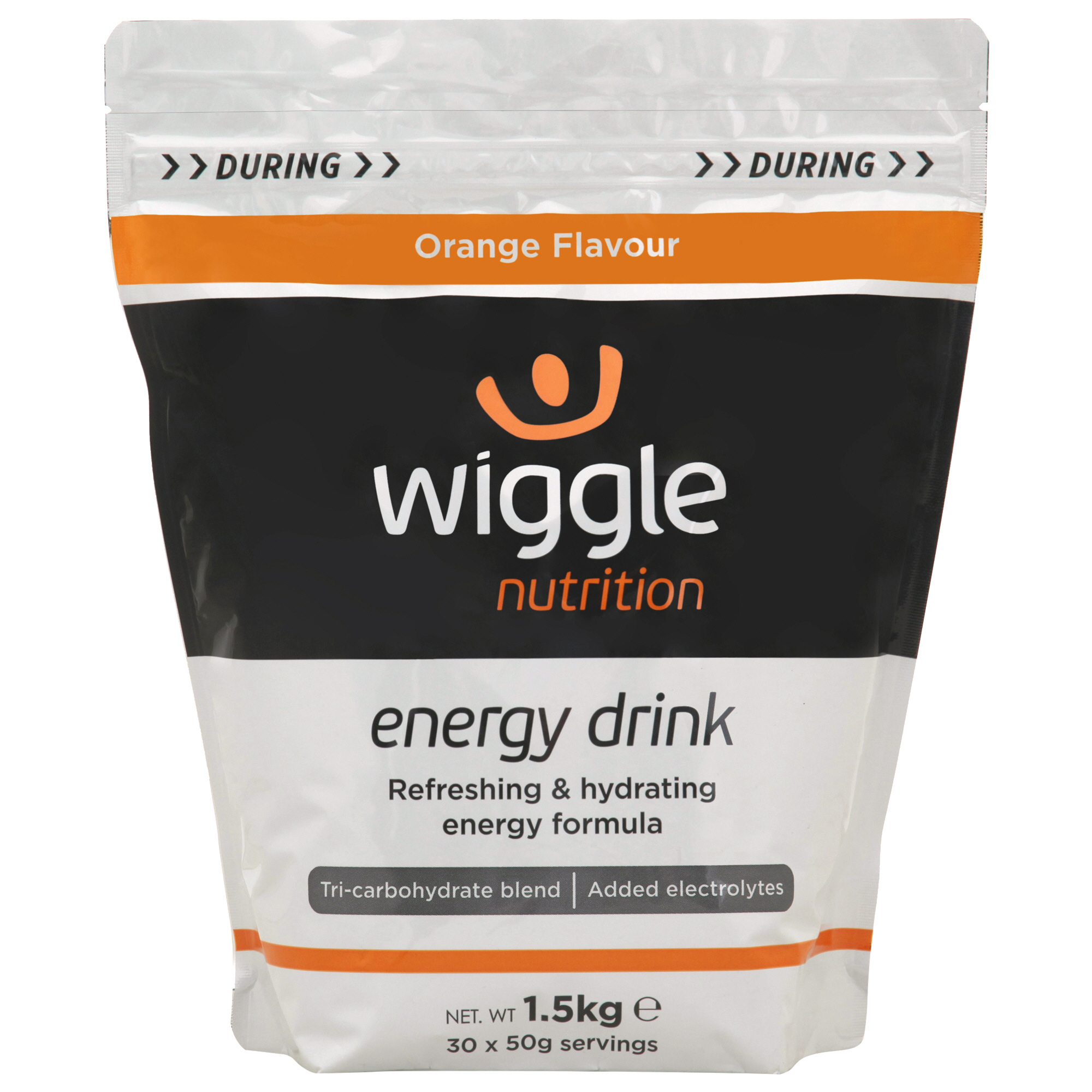 Wiggle Nutrition Energy Drink (1.5kg) | Energy drinks