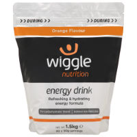 Wiggle Nutrition Energidryck (1,5 kg)