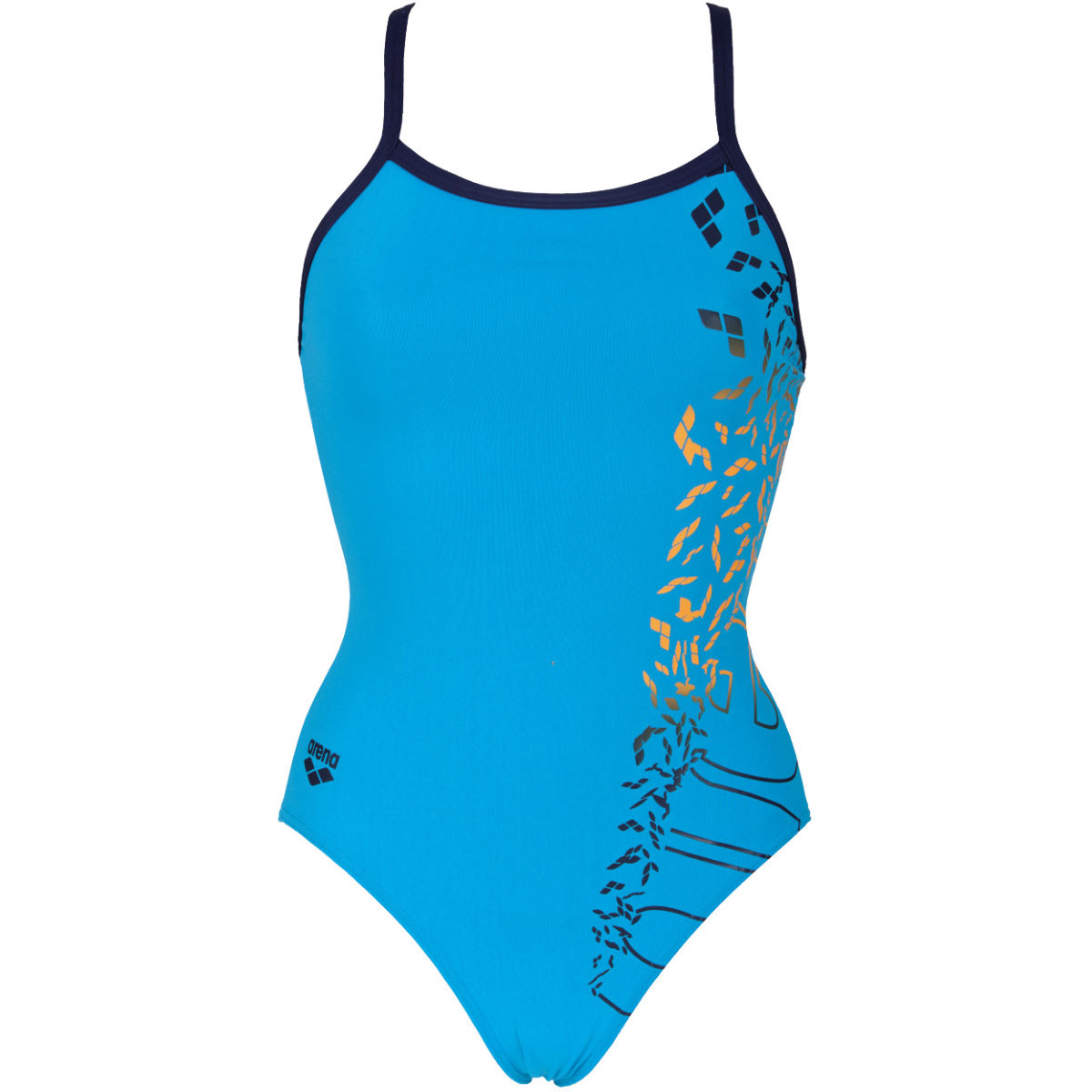 Wiggle Arena Women S Maracana Swimsuit Ss16 Adult