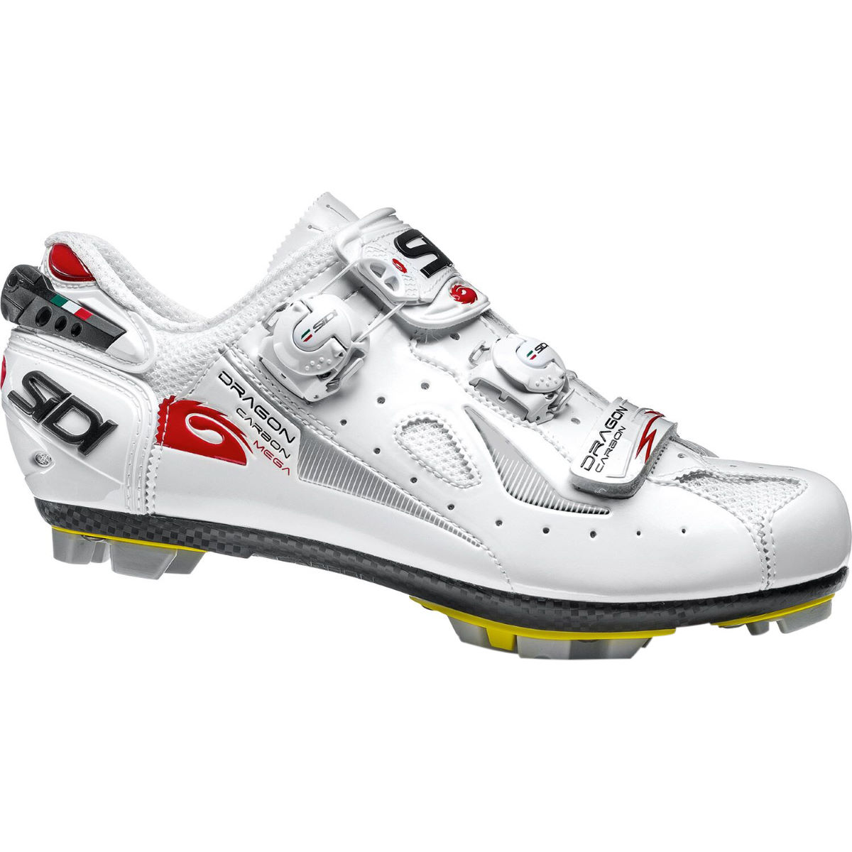 Sidi Dragon 4 C SRS Vernice MTB SPD Shoes