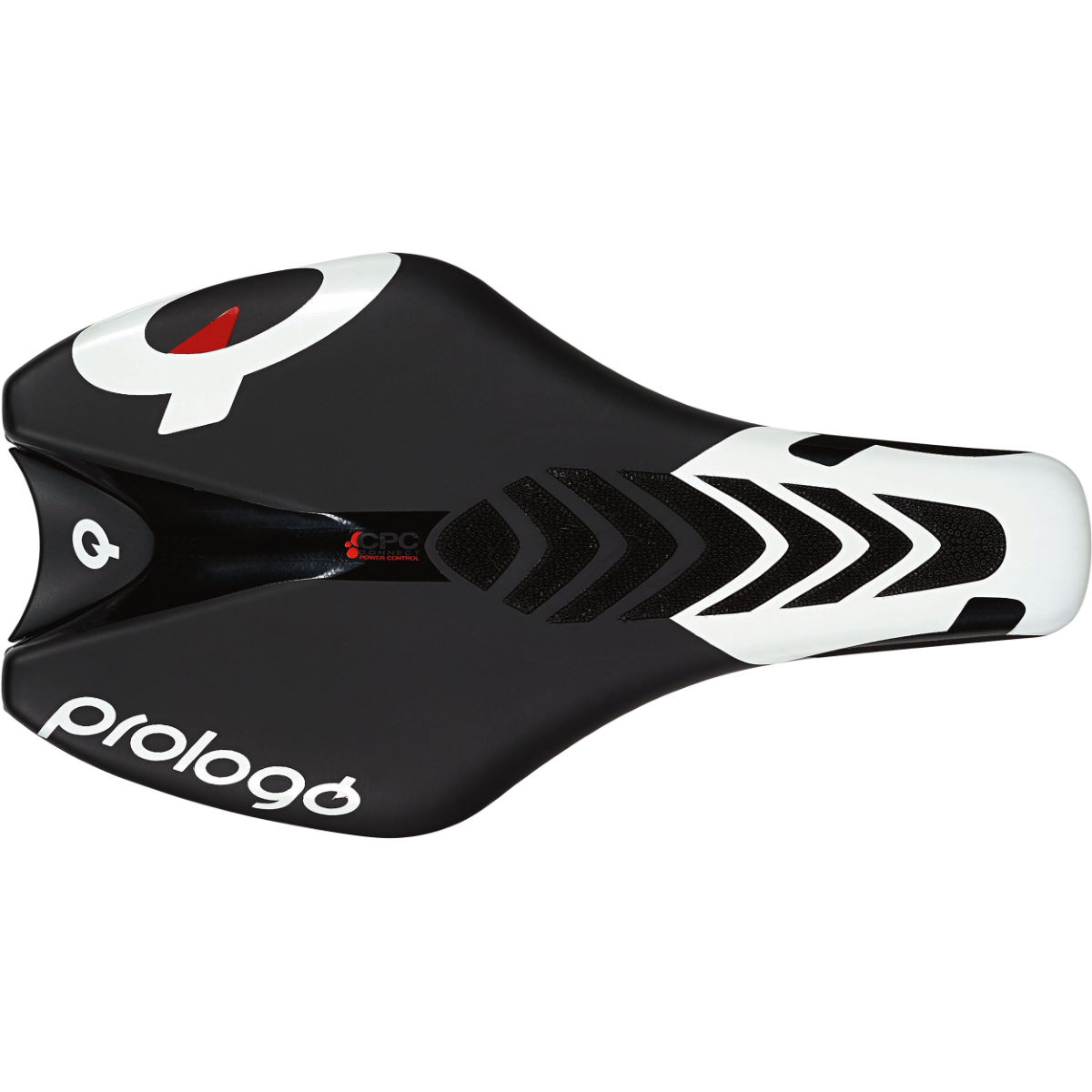 Prologo Tgale Tt Cpc Saddle (with Tirox Rails) - W 128mm Black