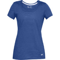 Under Armour Womens Threadborne Streaker SS Tee