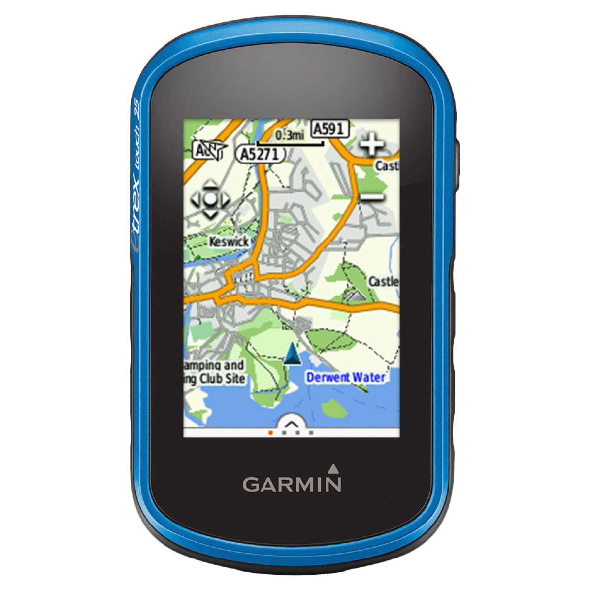 Garmin Garmin eTrex Touch 25 Outdoor GPS   GPS Units