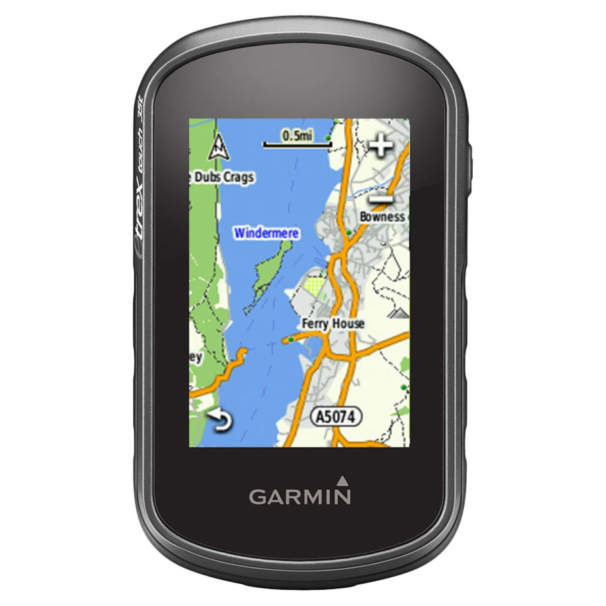 Garmin Garmin eTrex Touch 35 Outdoor GPS   GPS Units