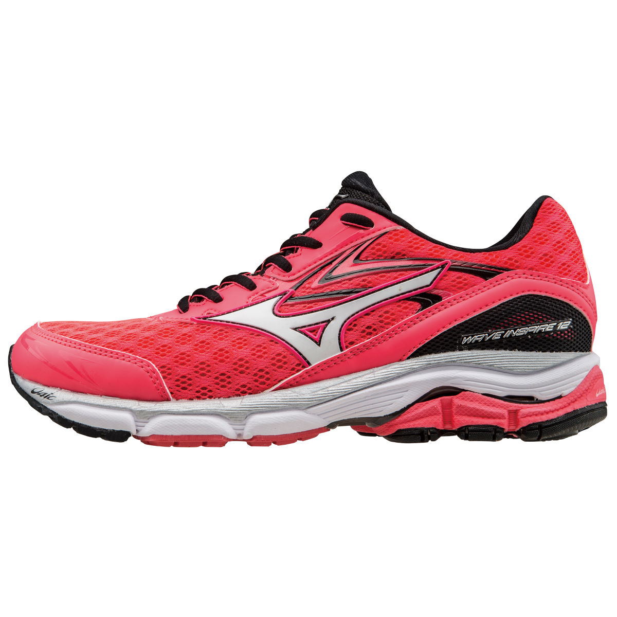 Mizuno Womens Wave Inspire 12 Shoes  (AW16)   Stability Running Shoes