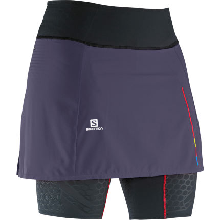 c06b52d2b Jupes-shorts | Salomon | Women's S-Lab Exo Twinskin Skort (AW16 ...