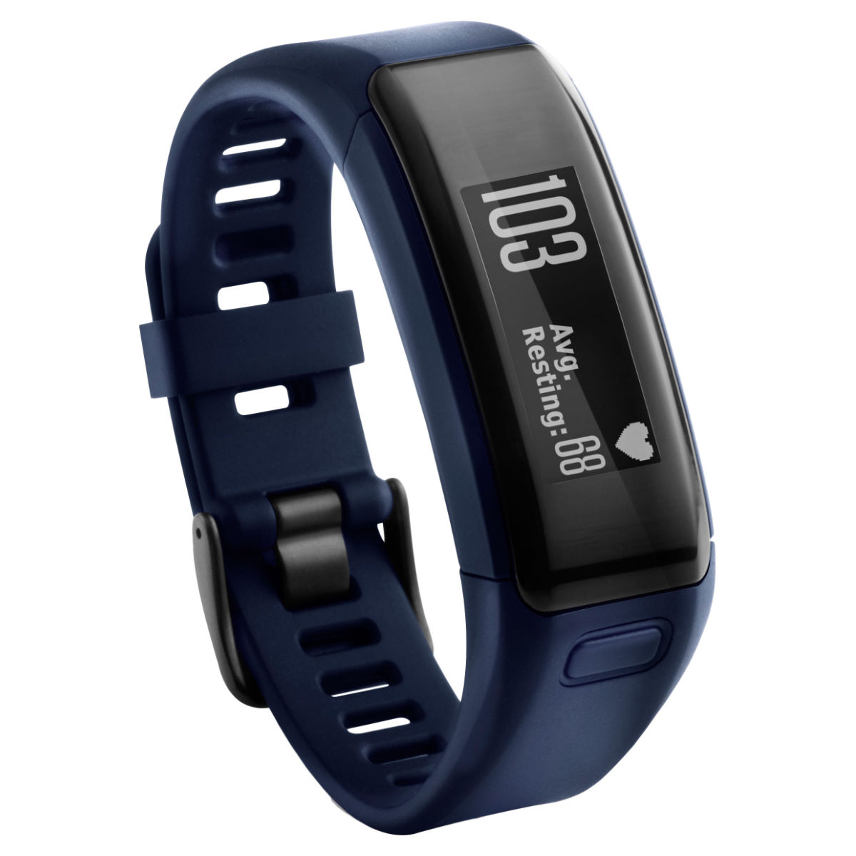 Garmin Vivosmart with Integrated HRM   Activity Monitors