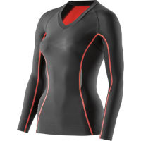 SKINS Womens Pacer A200 Top Long Sleeve