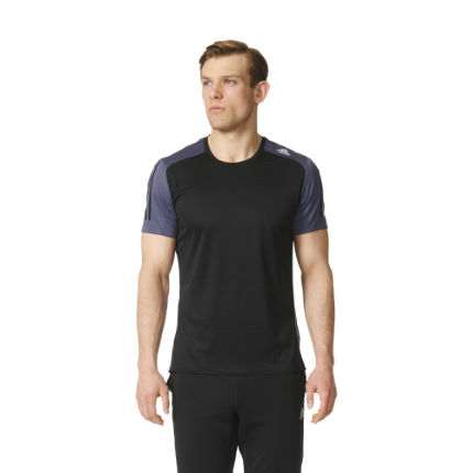 676c9836 View in 360° 360° Play video. 1. /. 1. Answer the call to compete in the adidas  Response Tee shirt. This regular-fitting men's running ...