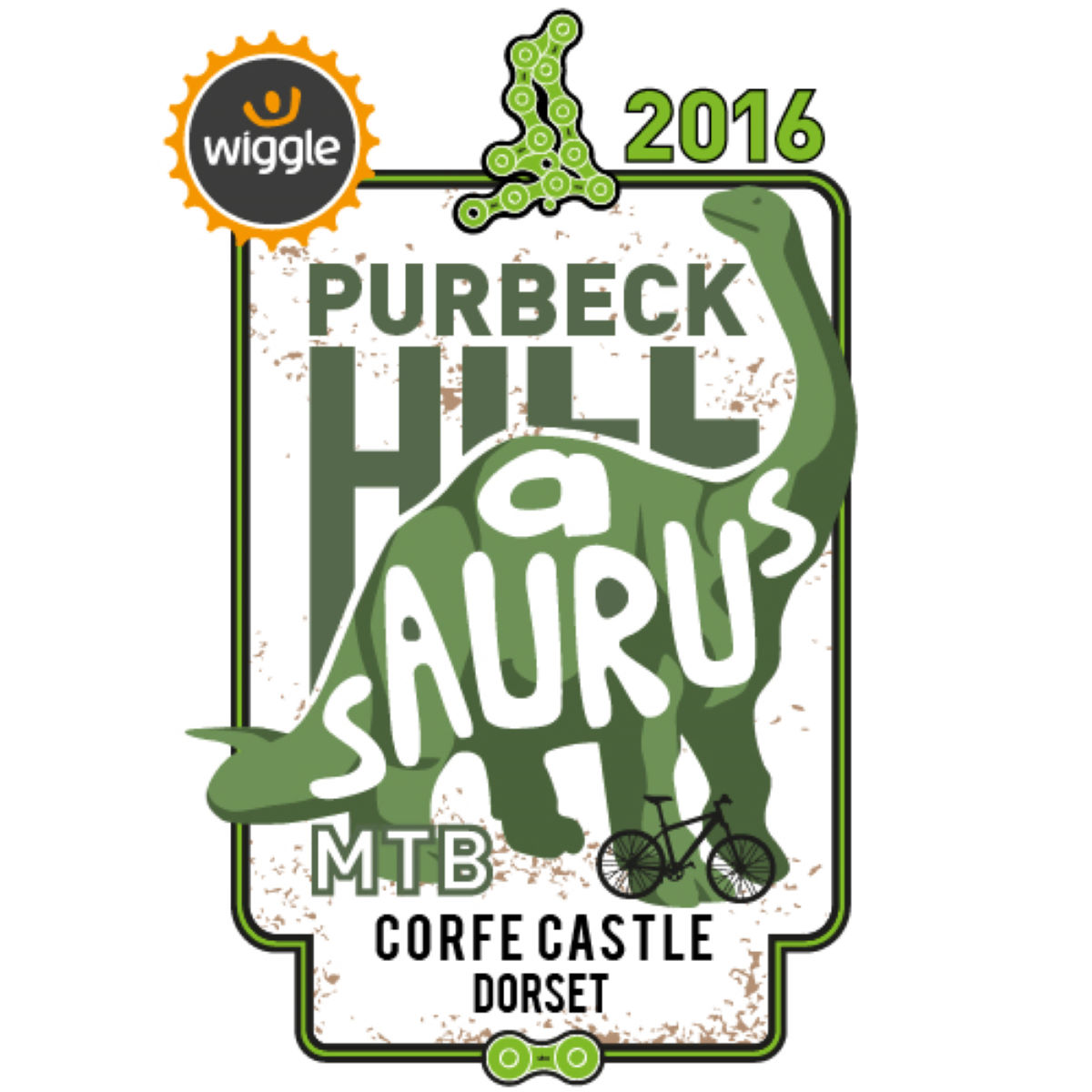 Wiggle Super Series Purbeck Hill-a-Saurus MTB 12th Nov 2016