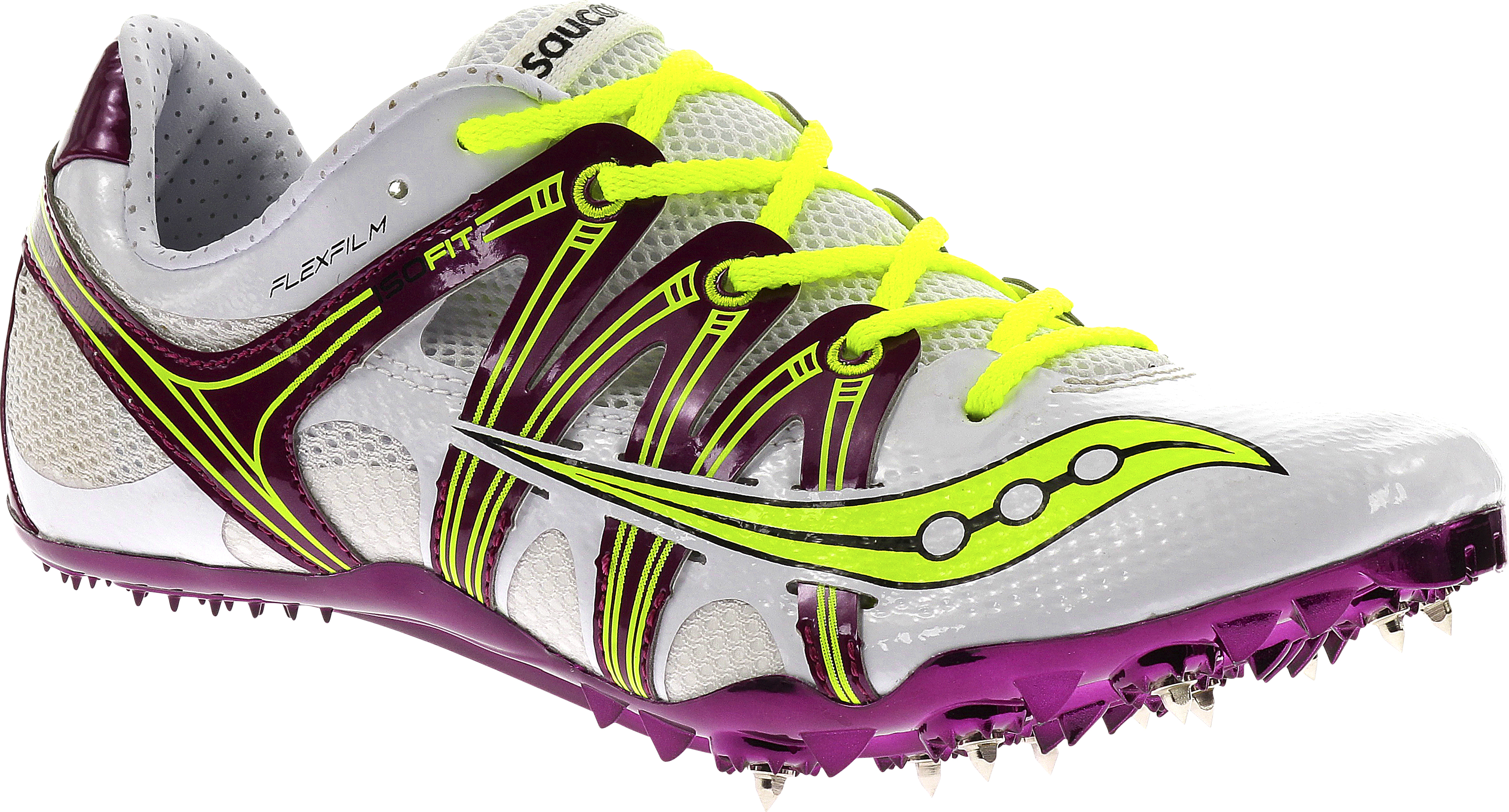saucony track spikes womens