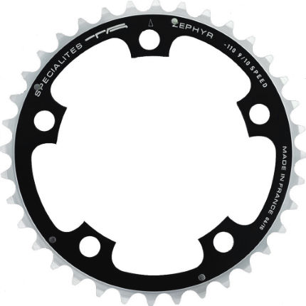 TA 110 PCD Zephyr Middle Road Chainring 34-39T