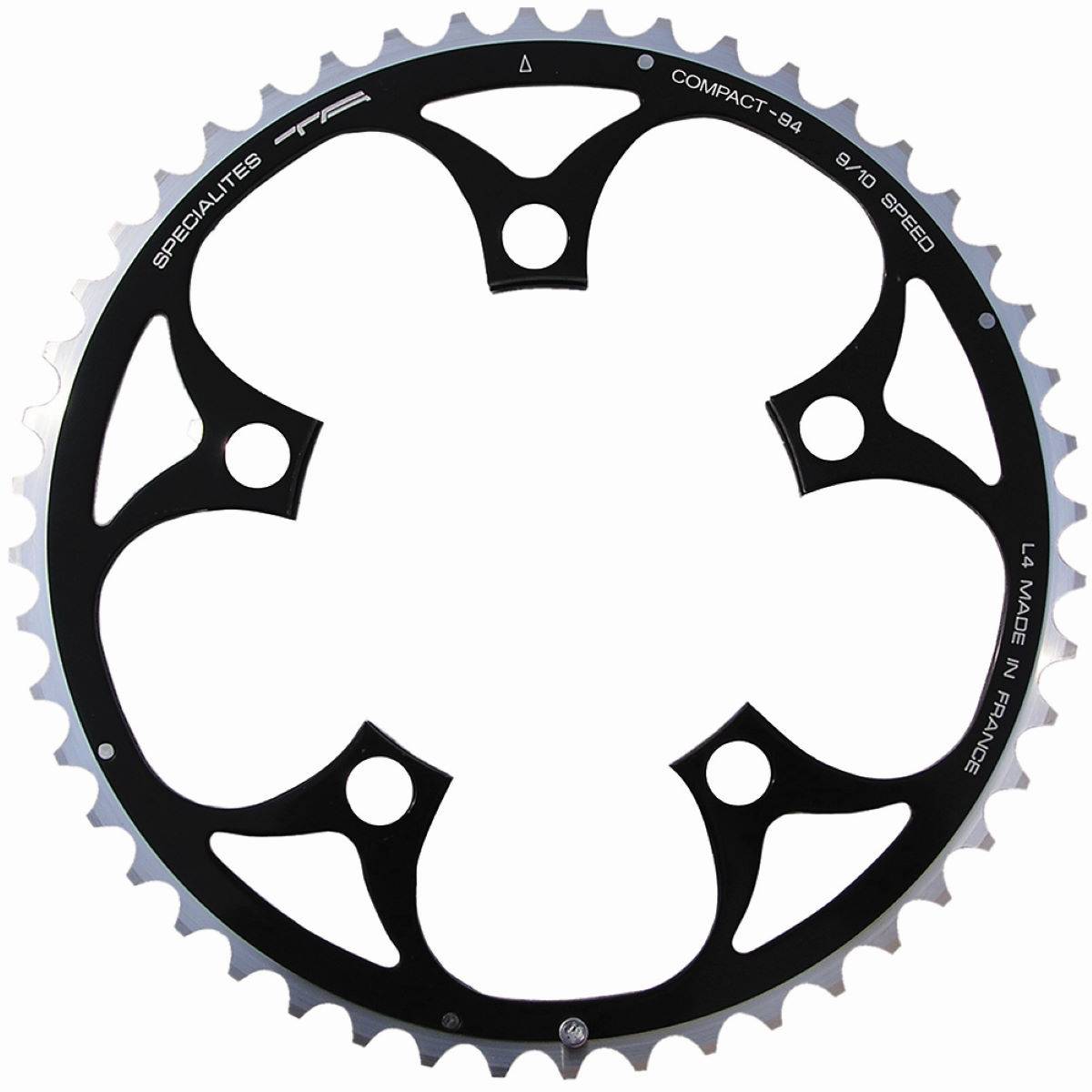 TA TA 94 PCD 5-Arm MTB Compact Outer Chainring   Chain Rings