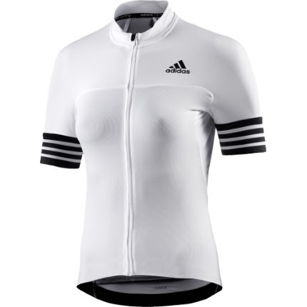 43a925d1 Maillots | adidas Cycling | Women's Adistar CD.Zero3 White Jersey ...