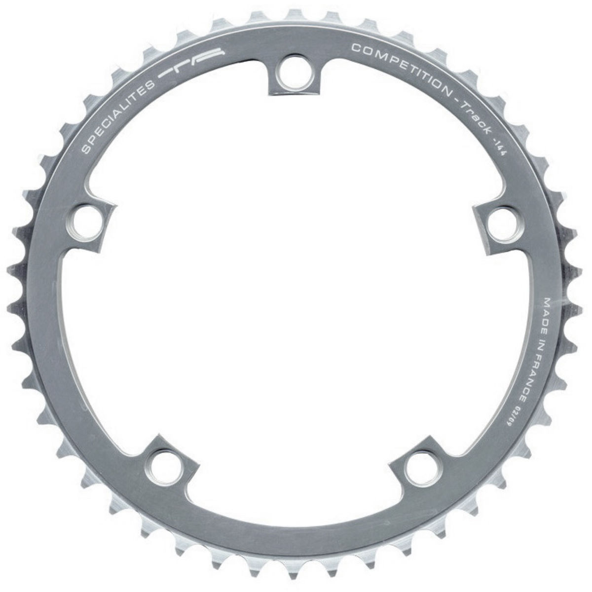 TA TA 144 PCD Shimano/Campag Track Chainring (50-52T)   Chain Rings
