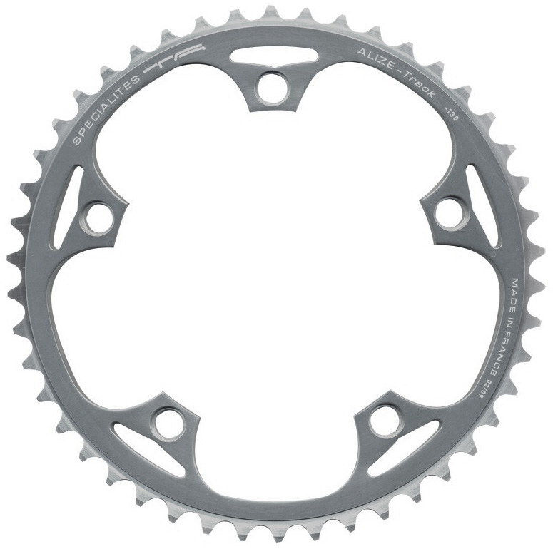 TA 130 PCD Shimano Track Outer Chainring (44-49T) | chainrings_component