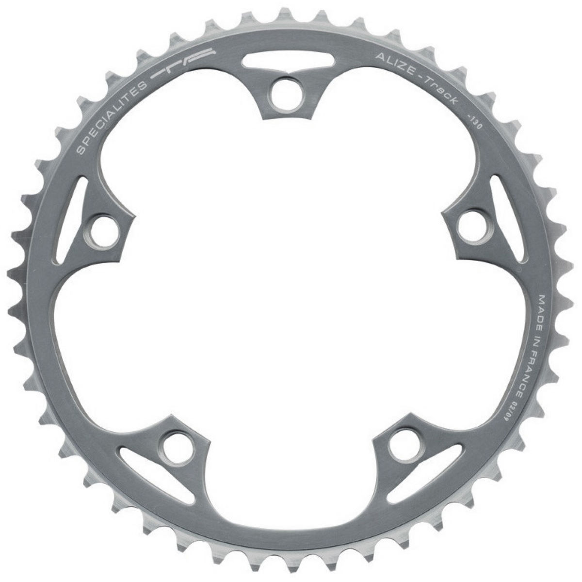 TA TA 130 PCD Shimano Track Outer Chainring (44-49T)   Chain Rings